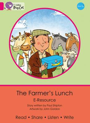 The Farmer's Lunch: Pink A/Band 01A