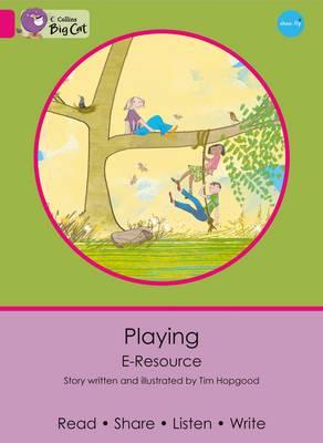 Playing: Pink B/Band 01B