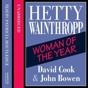 Hetty Wainthropp - Woman of the Year