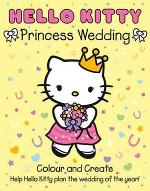 Hello Kitty Princess Wedding Colour and Create