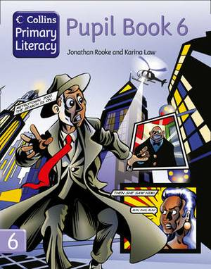 Collins Primary Literacy - Pupil Book 6: [For Pakistan]