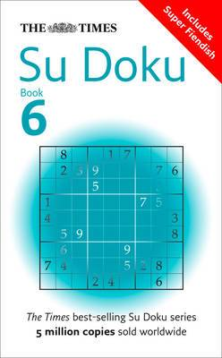 The Times Su Doku Book 6