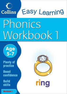 Phonics Workbook 1: Age 5-7: Workbook 1