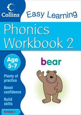 Phonics Workbook 2: Age 5-7: Workbook 2