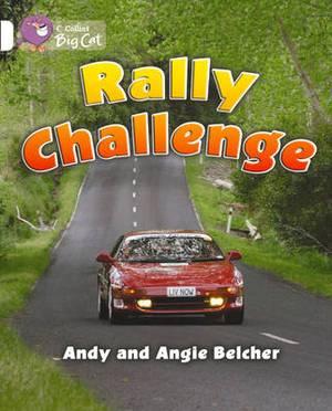 Rally Challenge: Band 10/White (Collins Big Cat)