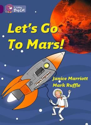 Let's Go to Mars Workbook