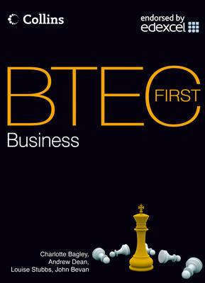 BTEC First Business: Student Book: 2012