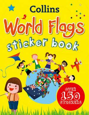 Collins World Flags Sticker Book
