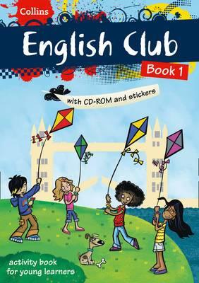 Collins English Club: English Club 1: Age 5-6