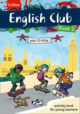 Collins English Club: English Club 2: Age 7-8