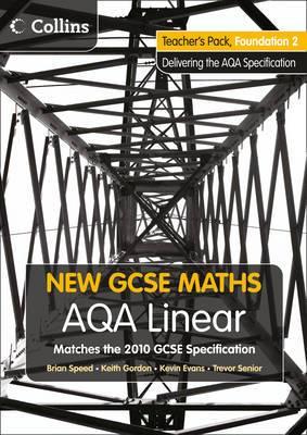 New GCSE Maths: AQA Linear Foundation 2 Teacher Pack
