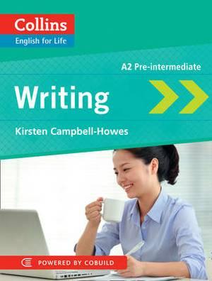 Collins English for Life: Writing A2