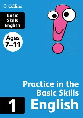 Collins Practice in the Basic Skills - English Book 1