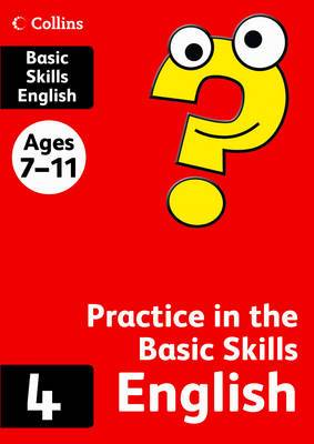 Collins Practice in the Basic Skills: Book 4: English