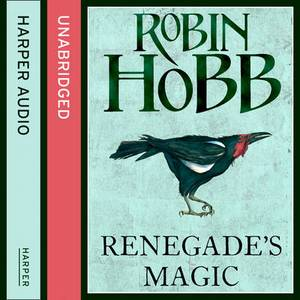Renegade's Magic (the Soldier Son Trilogy, Book 3)