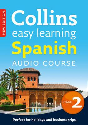 Collins Easy Learning Audio Course: Spanish (Stage 2)