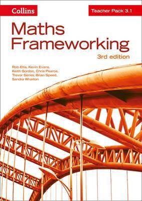 Maths Frameworking: KS3 Maths Teacher Pack 3.1