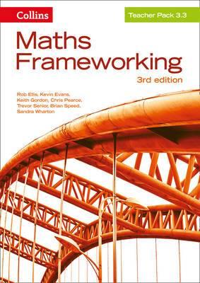 Maths Frameworking: KS3 Maths Teacher Pack 3.3