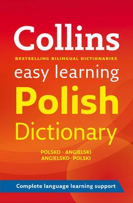 Collins Easy Learning: Collins Easy Learning Polish Dictionary [Second Edition]