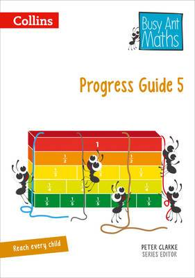 Busy Ant Maths: Progress Guide 5