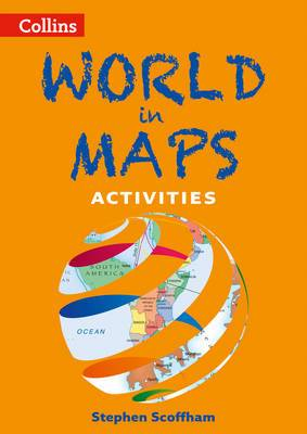 World in Maps Activities (Collins Primary Atlases)