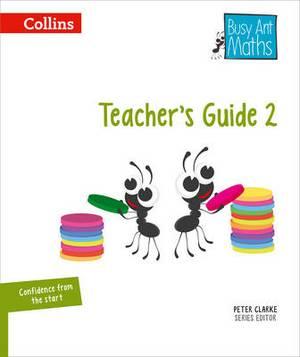 Teacher's Guide 2 (Busy Ant Maths)