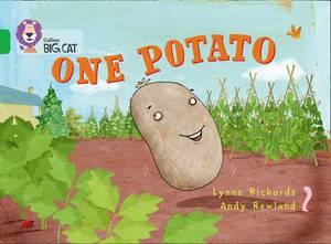 One Potato: Band 05/Green (Collins Big Cat)