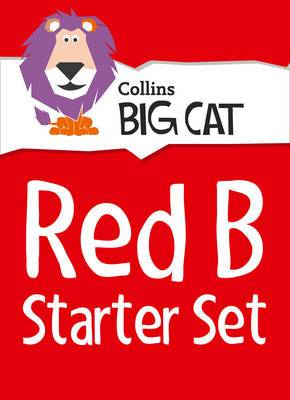 Red B Starter Set: Band 02B/Red B (Collins Big Cat Sets)