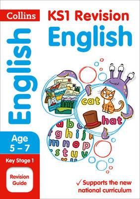 KS1 English SATs Revision Guide: for the 2020 tests (Collins KS1 SATs Practice)