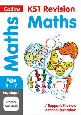 KS1 Maths SATs Practice Workbook: for the 2020 tests (Collins KS1 SATs Practice)