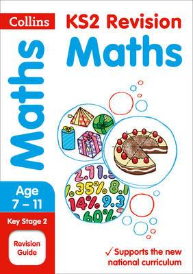 KS2 Maths SATs Study Book: for the 2020 tests (Collins KS2 SATs Practice)