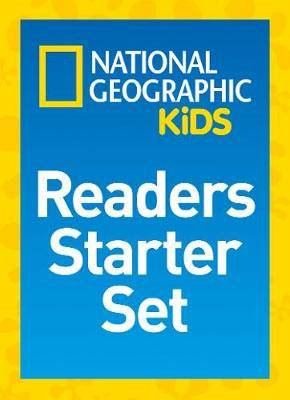 National Geographic Readers Starters Set (National Geographic Readers)