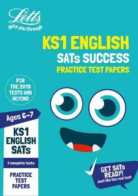 KS1 English SATs Practice Test Papers: for the 2019 tests (Letts KS1 SATs Success)