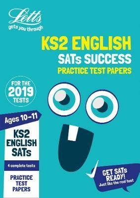 KS2 English SATs Practice Test Papers: for the 2020 tests (Letts KS2 SATs Success)