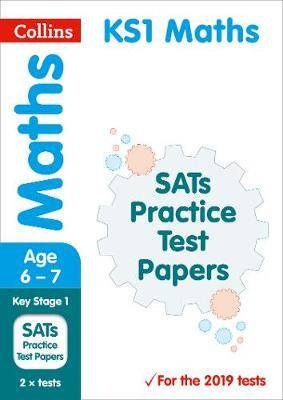 KS1 Maths SATs Practice Test Papers: for the 2020 tests (Collins KS1 SATs Practice)