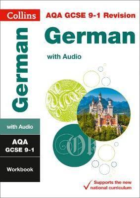 AQA GCSE 9-1 German Workbook (Collins GCSE 9-1 Revision)
