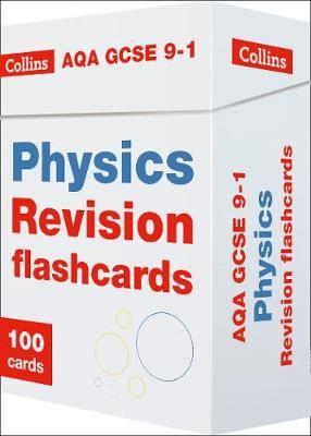 New AQA GCSE 9-1 Physics Revision Flashcards (Collins GCSE 9-1 Revision)