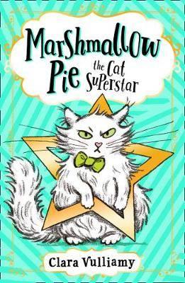 Marshmallow Pie The Cat Superstar