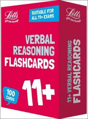 11+ Verbal Reasoning Flashcards (Letts 11+ Success)