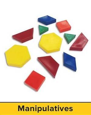 Math Connects, Kindergarten, Individual Manipulative Kit