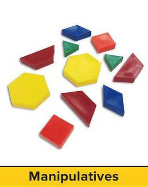 Individual Manipulative Kit: Mathematics, Grades 3-5