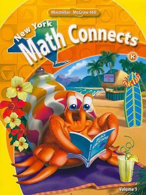 New York Math Connects, Kindergarten, Volume 1