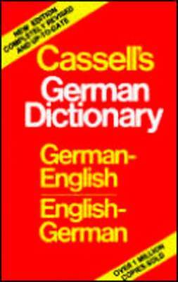 German/English Dictionary Index