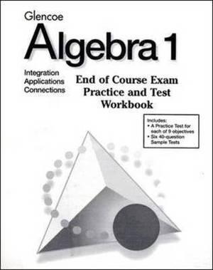 Algebra 1 End-of-Course Exam Practice & Test Workbook