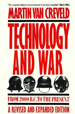 Technology and War: From 2000 BC to the Present