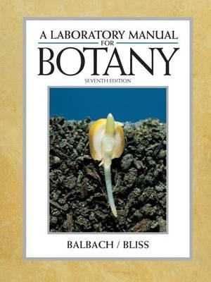 Laboratory Manual for Botany