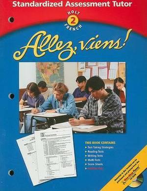 Holt French 2: Allez, Viens! Standardized Assessment Tutor