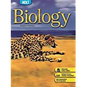 Holt Biology: Student Edition 2008
