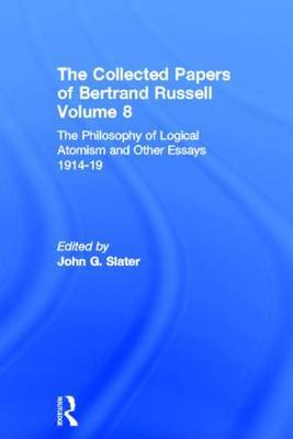 The Collected Papers of Bertrand Russell: Volume 8