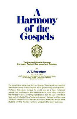A Harmony of the Gospels RSV